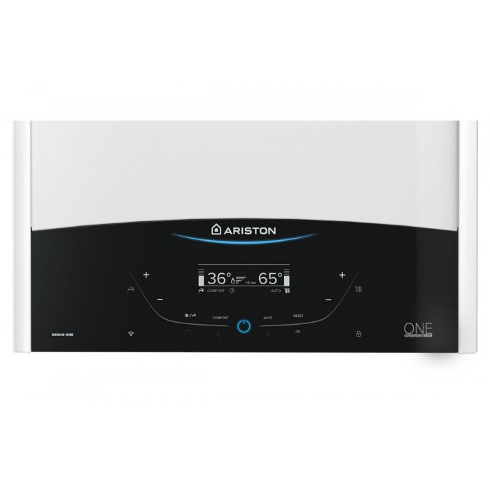 Газов котел Ariston Genus One Net 35, 30/33 kW, двуконтурен